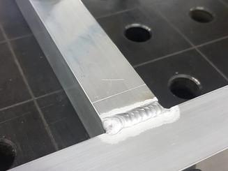 Aluminium Weld