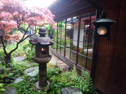 京極庵 山里の庭