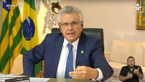 """Estabelecimentos voltarão a fechar às 22 horas em Goiás, é nova """"lei seca"""" de Caiado"""