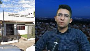 """""""Eu não confio no Ministério Público de Senador Canedo"""" diz Davizinho em live e gera discussões"""