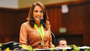 URGENTE | Esposa de Caiado, Dona Gracinha, testa positivo para Covid-19