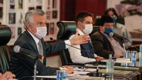 Governo Caiado é aprovado por 70,1% dos goianos, segundo Paraná Pesquisas