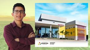 Davizinho defende construção de Hospital Municipal igual o de Aparecida, em Senador Canedo