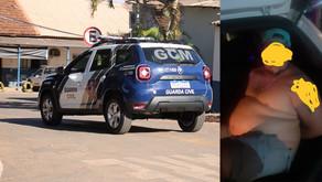 Guarda prende em flagrante homem que furtava carros na prefeitura de Senador Canedo