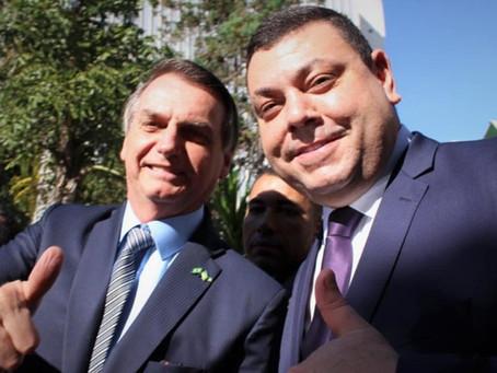 """Eduardo Macedo assume direção regional do PTB em Goiás. """"Deus, pátria e família"""""""