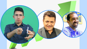 Davizinho (20) é o pré-candidato a prefeito mais influente da internet em Senador Canedo