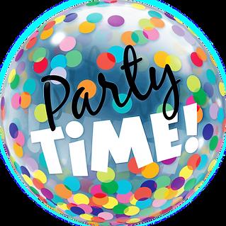 party-time-dots-bubble-balloon-22-1pc-11
