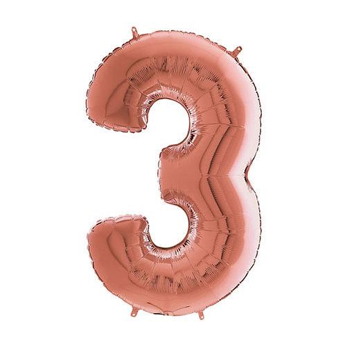 """Foil Number""""3"""""""
