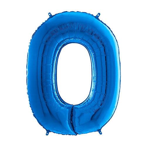 """Foil Number """"0"""""""