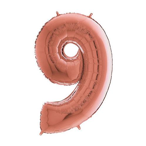 """Foil Number """"9"""""""