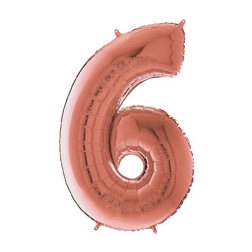 """Foil Number """"6"""""""