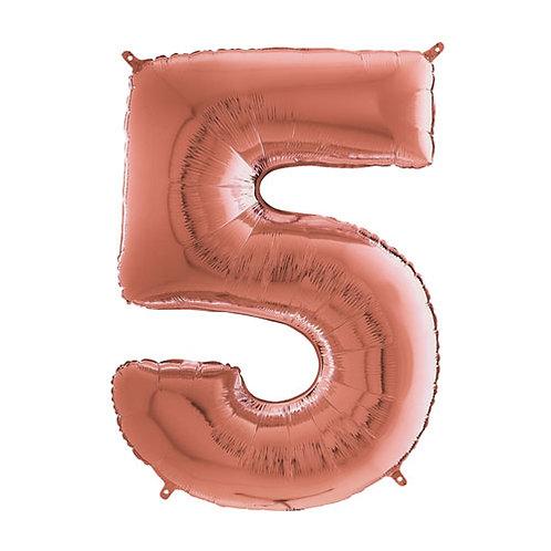 """Foil Number """"5"""""""