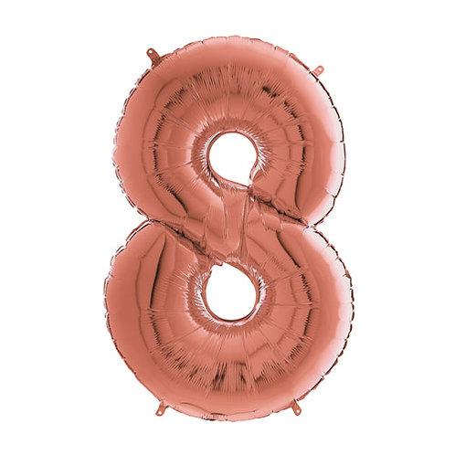 """Foil Number""""8"""""""