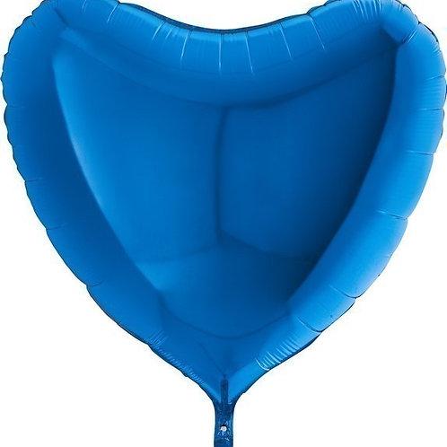 Personalised Heart Balloon
