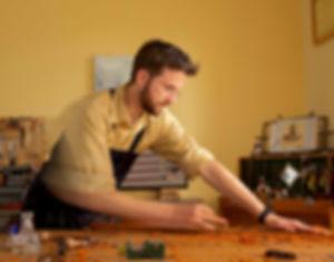 ÉRIC GAGNÉ, Archetier - Bowmaker, Montreal