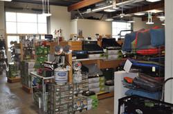 Interior Retail Area