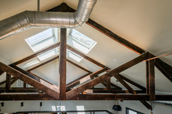 Vaulted Ceiling, Trusses & Skylights