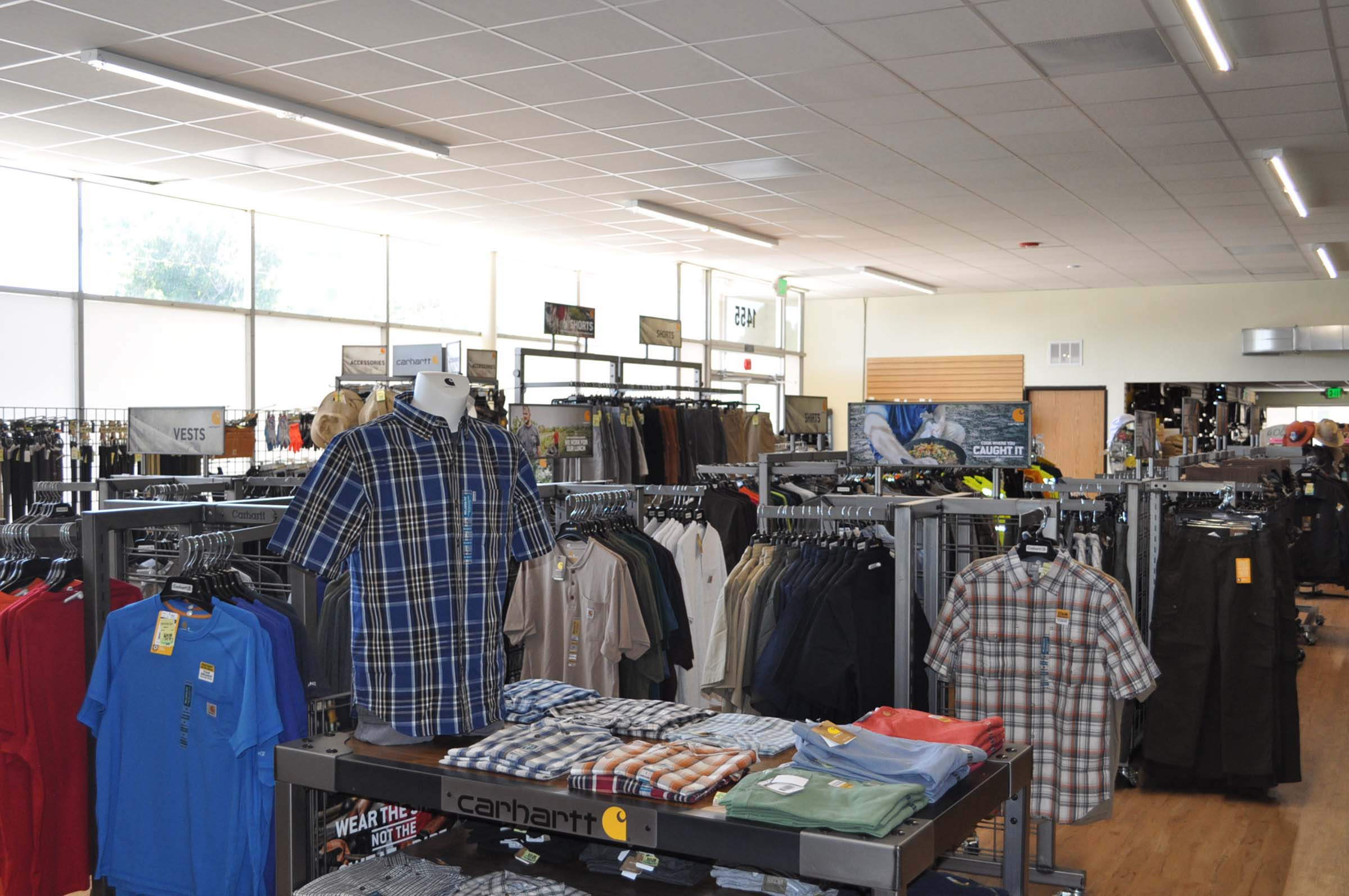 Interior Retail Area
