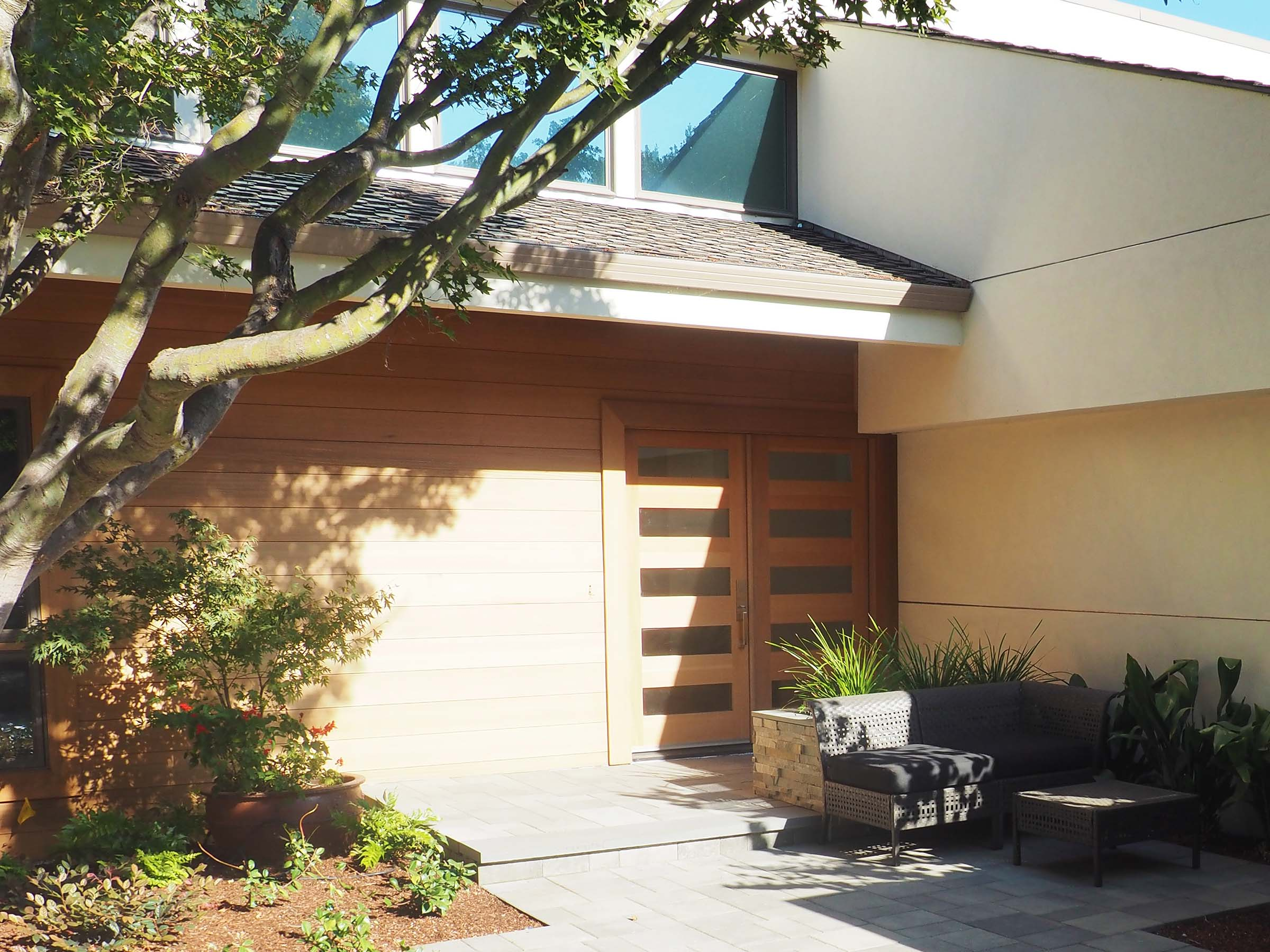 After: Front Entry