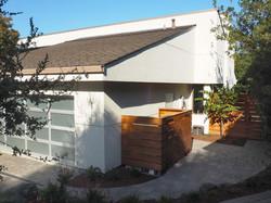 After: Garage/Side Exterior