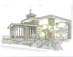 Exterior Schematic Drawing