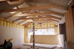 Construction: Living Room