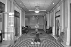 Before: Lobby Entry