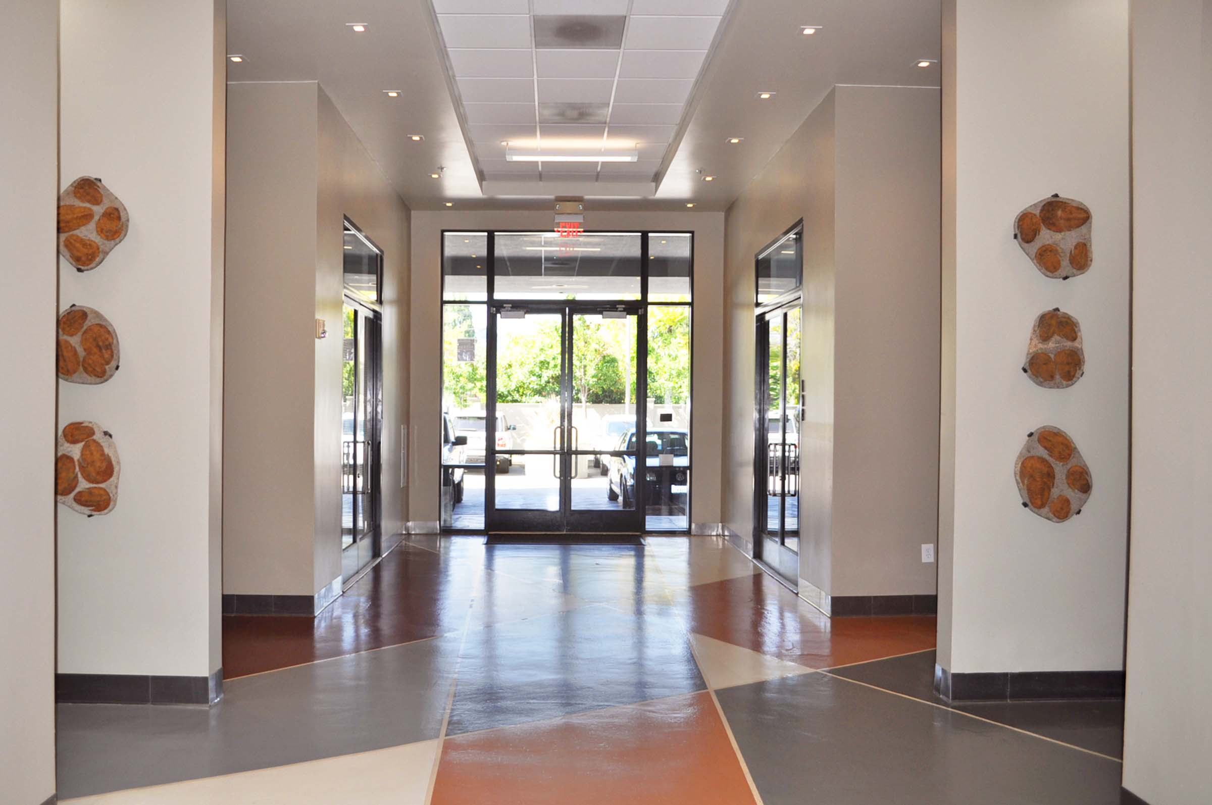 After: Lobby Entry