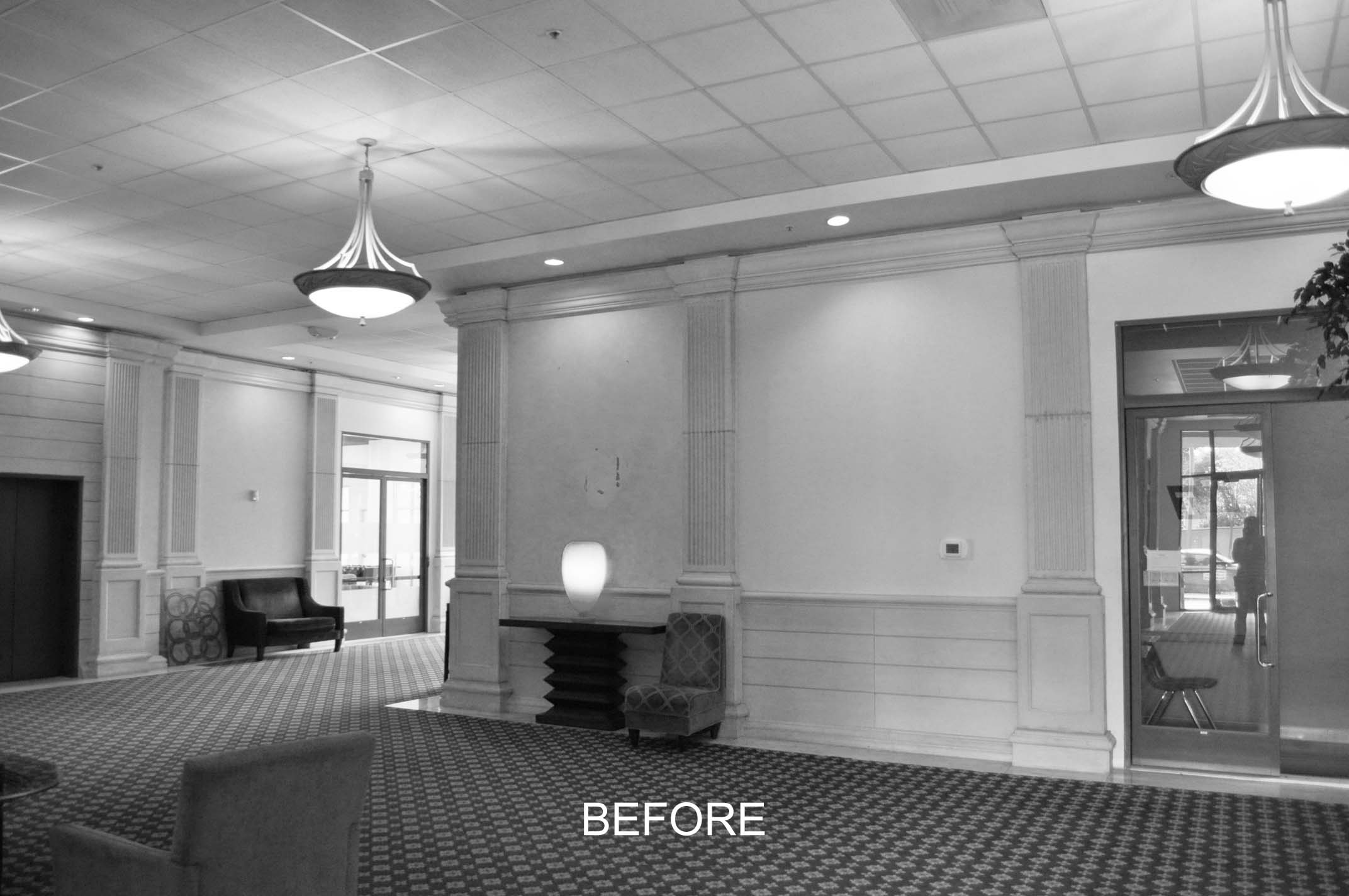 Before: Lobby