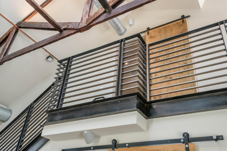 Stair Balcony