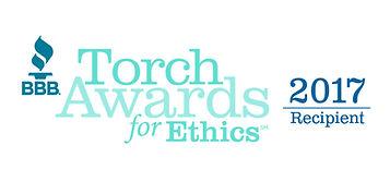 Better Business Bureau's2017 Torch Award for Ethics