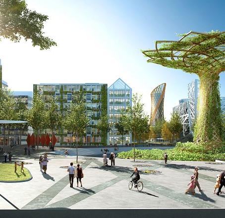 La Rigenerazione Urbana, Milano 2030