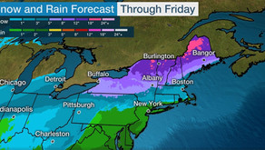 """Winter Storm Kade headed our way - up to 13"""" of snow!"""
