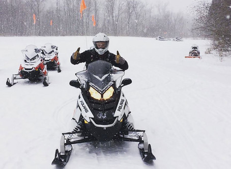 Your Vermont Snowmobile Tour: Why You Need to Arrive an Hour Early