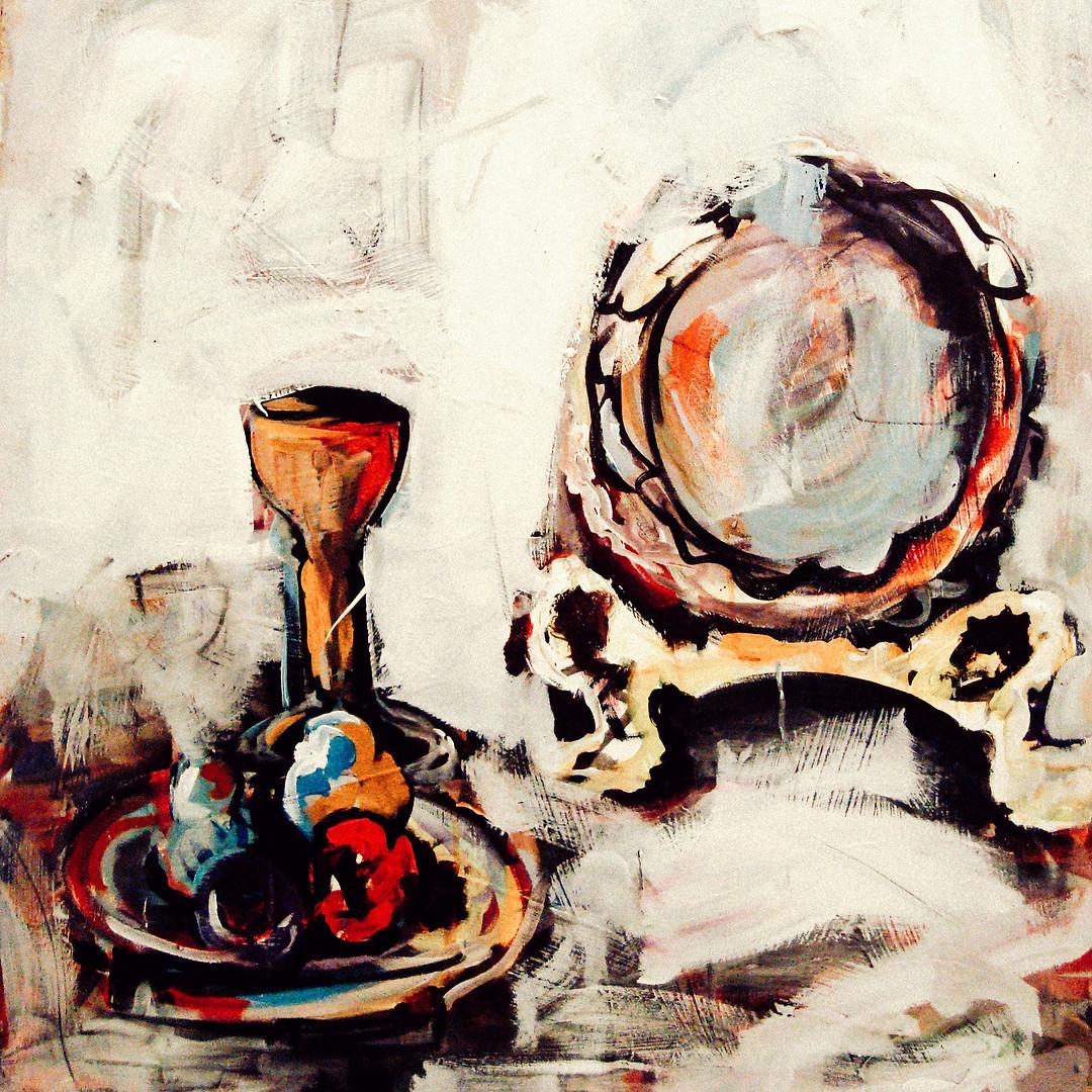 Fruits & Mirror