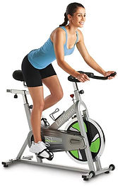 Cycling at home or Studio DTox