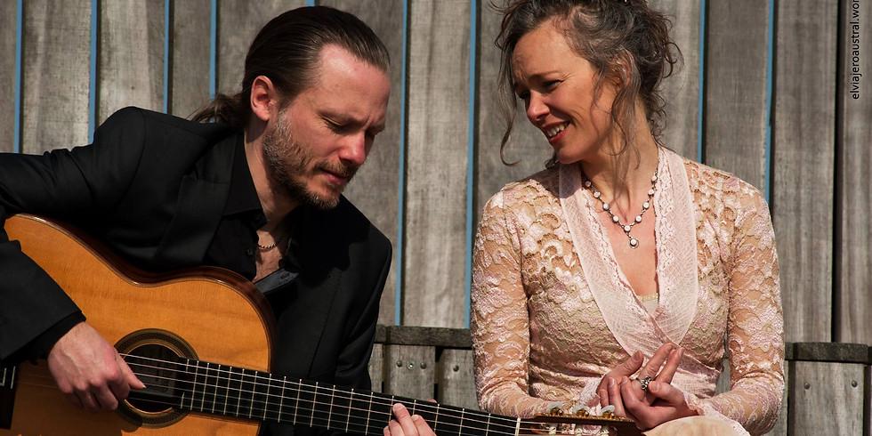 Hanne Skov og Mikkel Andersen aflyst/cancelled.