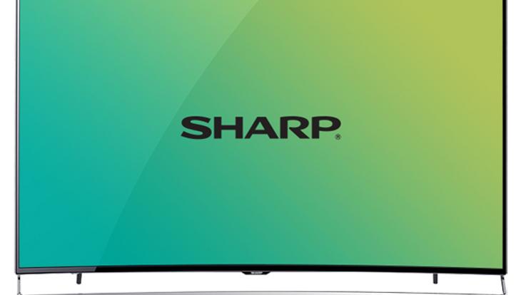 """65"""" 4K Curved DLED Smart TV"""