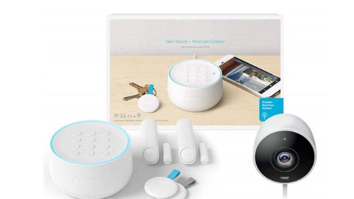 Nest Secure Alarm Starter Kit