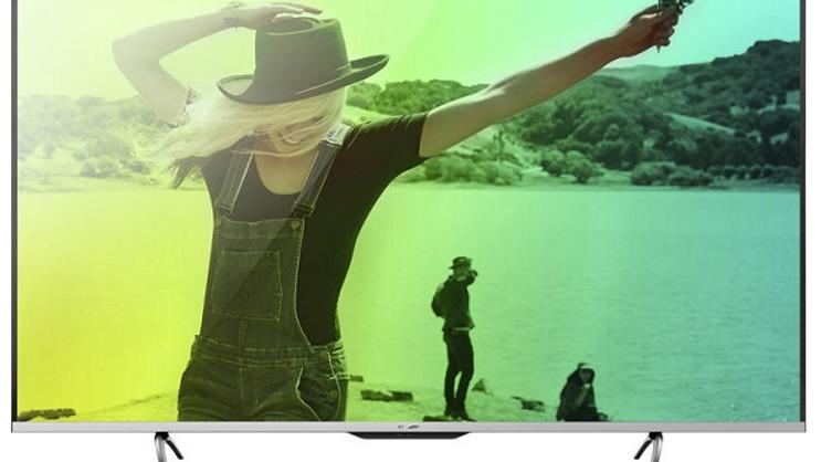 """70"""" 4K DLED Smart TV"""