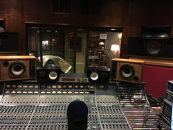 Acoustic Guitar tracking at Avon