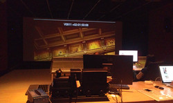 Film audio mixing with Dolby Atmos