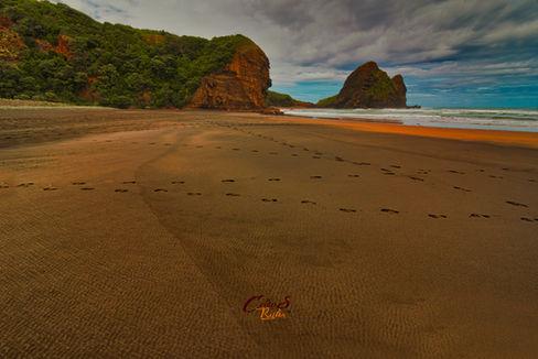 Piha beach foot marks.jpg
