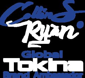 Brand ambassador name and Tokina are whi