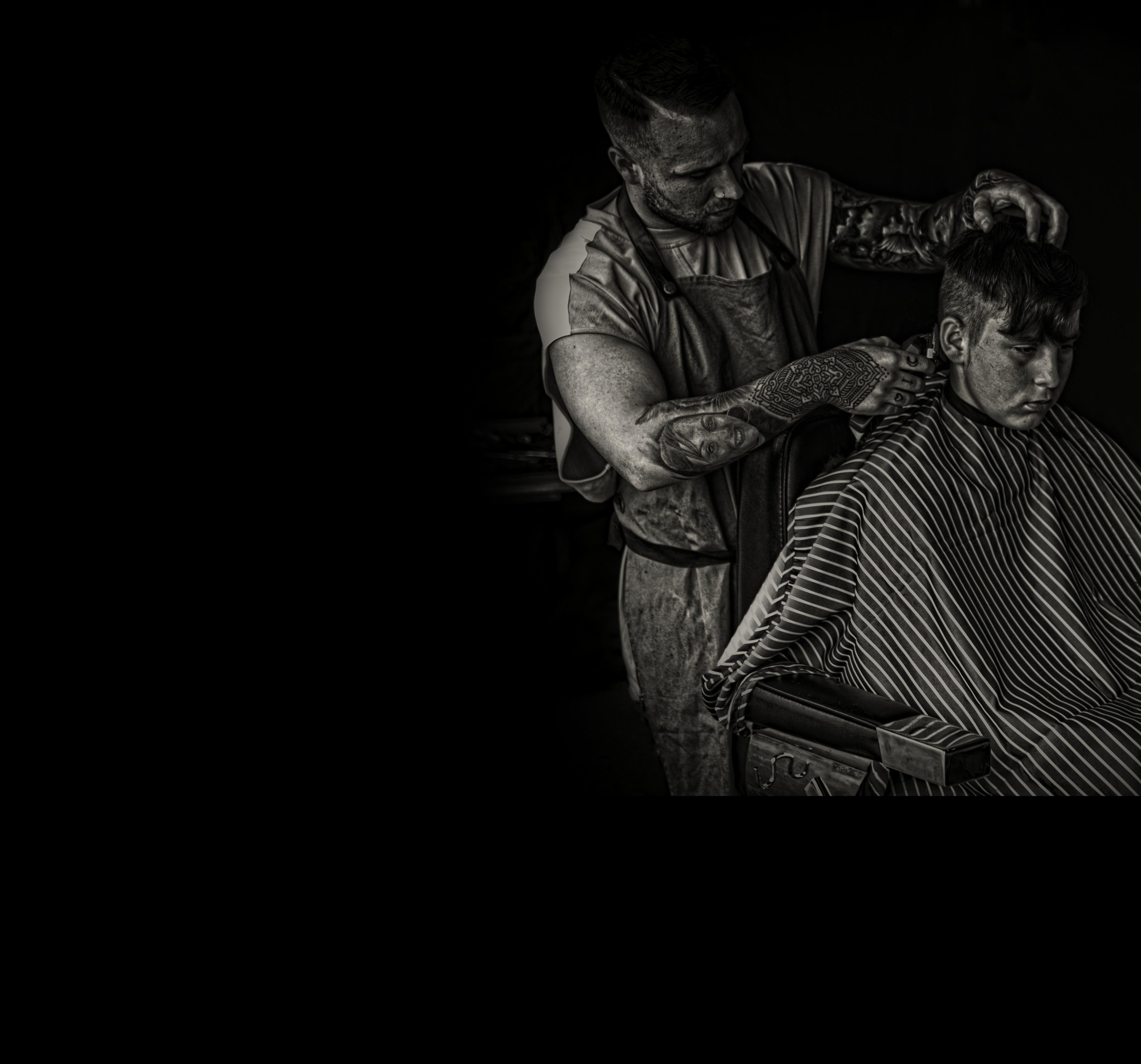 barber png
