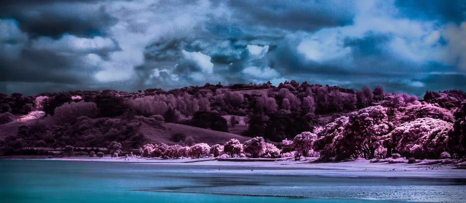 Infrared Photography basic knowledge for newbies (and professionals alike...)