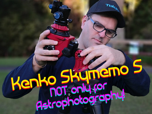 KENKO Skymemo S: Not Solely For Astro Photography!