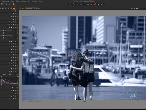 "Mind-blowing: Editing RAW with ""CaptureOne 12.1"""