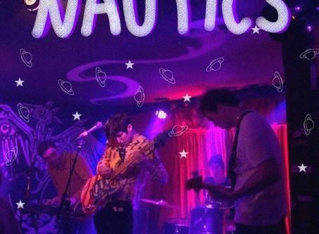 chat room: nautics interview