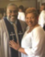 Pastor & Lady Dotson